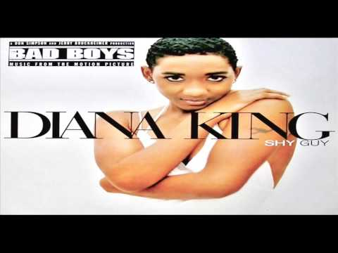 Diana King - Shy Guy【HQ】