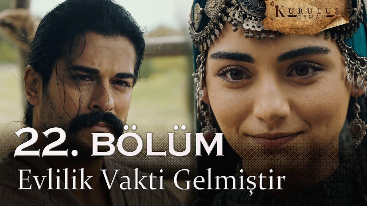Osman ve Bala'nın evlilik vakti gelmiştir - Kuruluş Osman 22. Bölüm