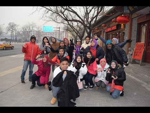 Our Beijing Memories [Innovative International College]