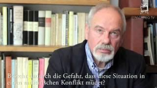 Geopolitische Hintergründe mit Oberstleutnant a.D. Jochen Scholz