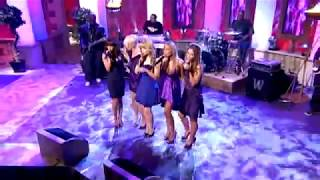 Girls Aloud - Call The Shots (Live on Paul O