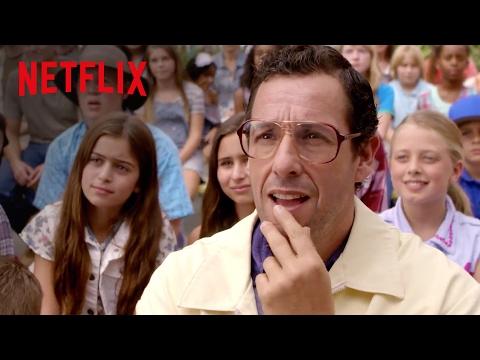 """Trailer de """"Sandy Wexler"""", la nueva película original de Netlix con Adam Sandler"""