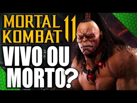 MORTAL KOMBAT 11: O QUE ACONTECEU COM GORO? thumbnail