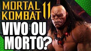 MORTAL KOMBAT 11: O QUE ACONTECEU COM GORO?