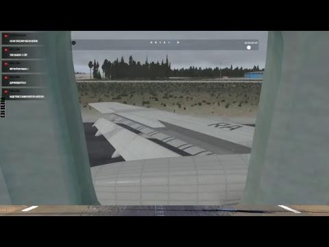 X-Plane 11 IVAO Архангельск - Салехард Возвращение к полетам