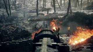Battlefield 1 Gameplay (PC Max Settings 1080p60fps)