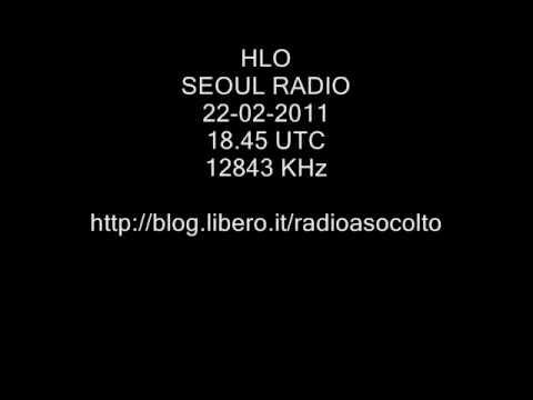 HLO SEOUL RADIO - SOUTH KOREA