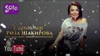 Роза Шакирова - Сагындым / Жаны 2018
