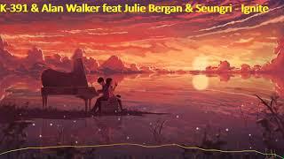 K-391 & Alan Walker feat Julie Bergan & Seungri - Ignite