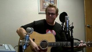 Michael Buble - Haven't Met You Yet (Acoustic Guitar Cover by Thomas Gray)