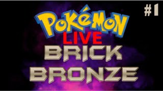 """Roblox: Pokémon Brick Bronze"" LIVE Part 1"