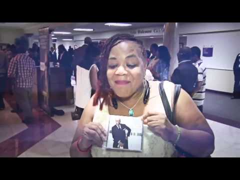 James Fortune & FIYA - Sold Out for Live Through It Recording
