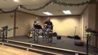 Borrowed Angels - My Guitar Version In Memory of Sandy Hook Elementary Children