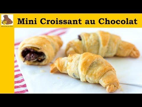 mini-croissant-au-chocolat---recette-rapide-et-facile