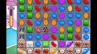 Candy Crush Saga Level 290 Gameplay Walkthrough No Booster 3 Stars