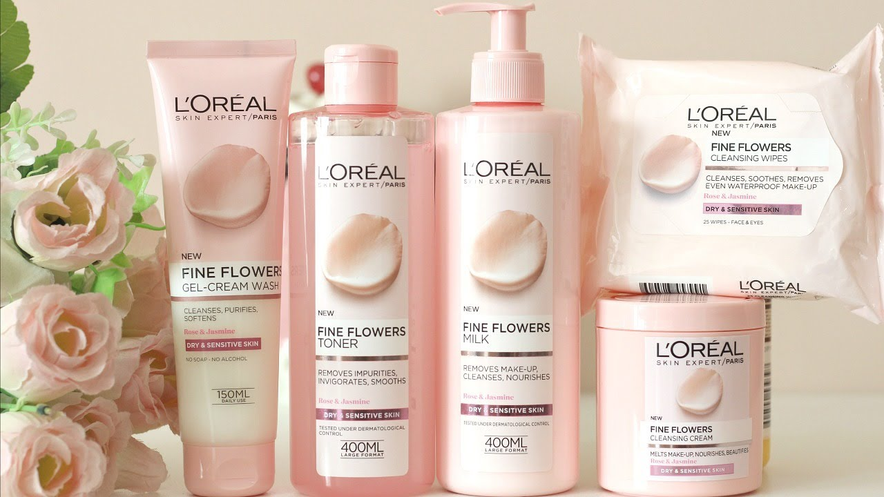 Image result for loreal fine flowers