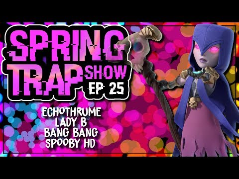 SPRING TRAP ep 25 | UPDATE SPECULATION, WHATS COMING TO CLASH | Clash of Clans