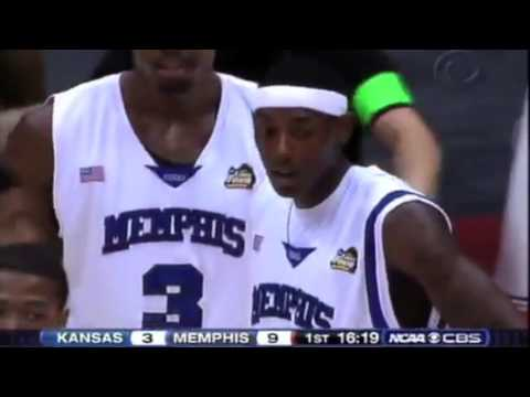 2008 NCAA Title Game - Radio version with Bob Davis