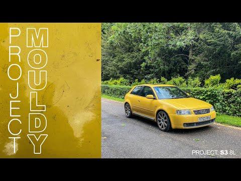 I Bought A Mouldy 2001 Audi S3 8L!