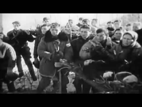 """Ансамбль песни и танца Дома офицеров """"Песня о Тане партизанке"""""""