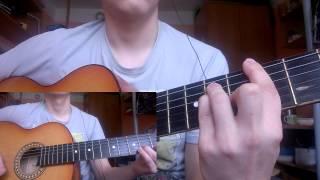"""Тема сериала """"Сваты"""" (guitar)"""