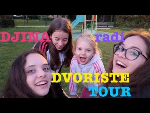 Dvoriste tour