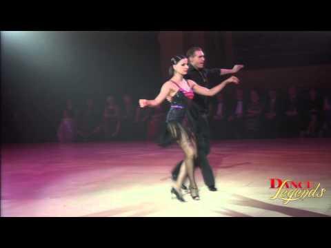 Dance Legends 2015 - Troels Bager & Ina Jeliazkova - Cha Cha
