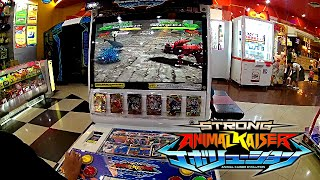 Main Video Games Ding Dong Strong Animal Kaiser S2. Hewan Jurus Sakti di Timezone