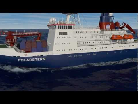 HYDROSWEEP - Use cases of the multibeam echosounder on POLARSTERN