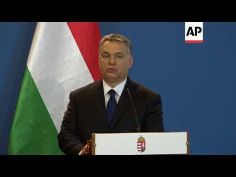 Orban supports EU membership for Montenegro