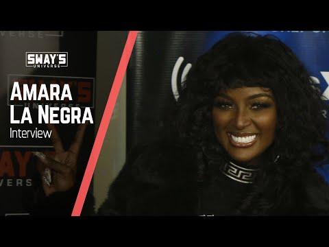 Amara La Negra Talks Colorism In The Latin Community, New EP 'Unstoppable' and Book 'Amarita's Way' Mp3