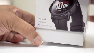 TicWatch E2 Smartwatch Unboxing + 1st Impressions