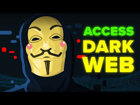 Super Easy Way To Access The Dark Web (How To)
