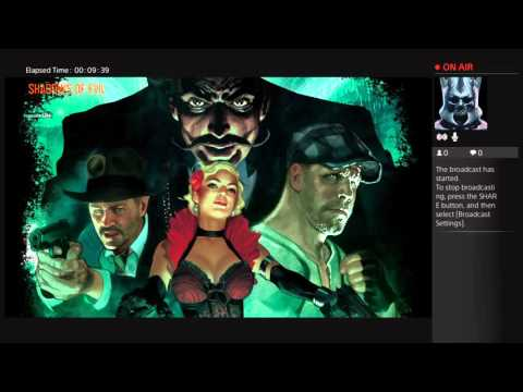 carcrasher632's Live PS4 Broadcast BO3 Zombies and minecraft