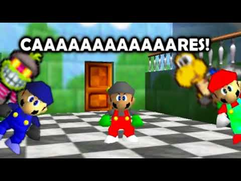Remake: Nobody Cares - A SM64 Music Video Parody