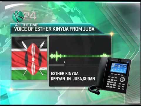 Fresh Gunfire Reported In Juba, South Sudan