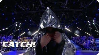 Luke ist der Menderes von CATCH! - CATCH! Die Deutsche Meisterschaft im Fangen