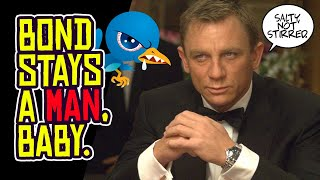 James Bond 007 Stays a MAN According to Producer.