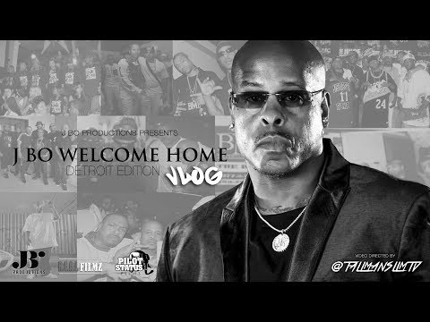 J Bo - Welcome Home Detroit Edition
