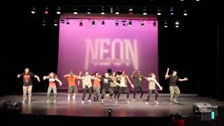 OFFICIAL NEON LV 2014 SHOWCASE | UNDER THE RADAR