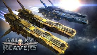 galaxy reavers unlock c type aircraft carrier strategy game consigli e recensione