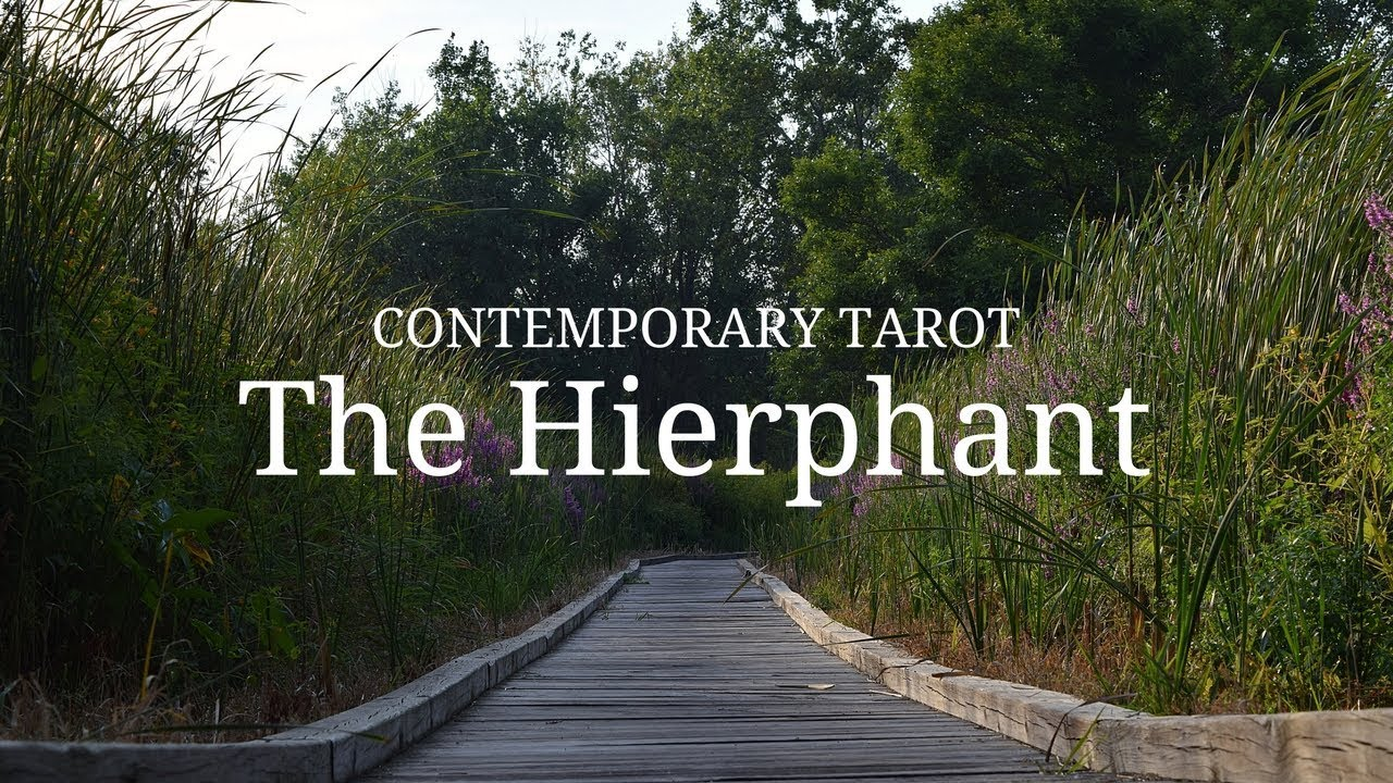 The Hierophant in 6 Minutes