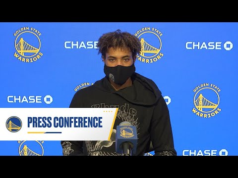 Golden State Warriors Media Week | Kelly Oubre Jr. - December 4, 2020