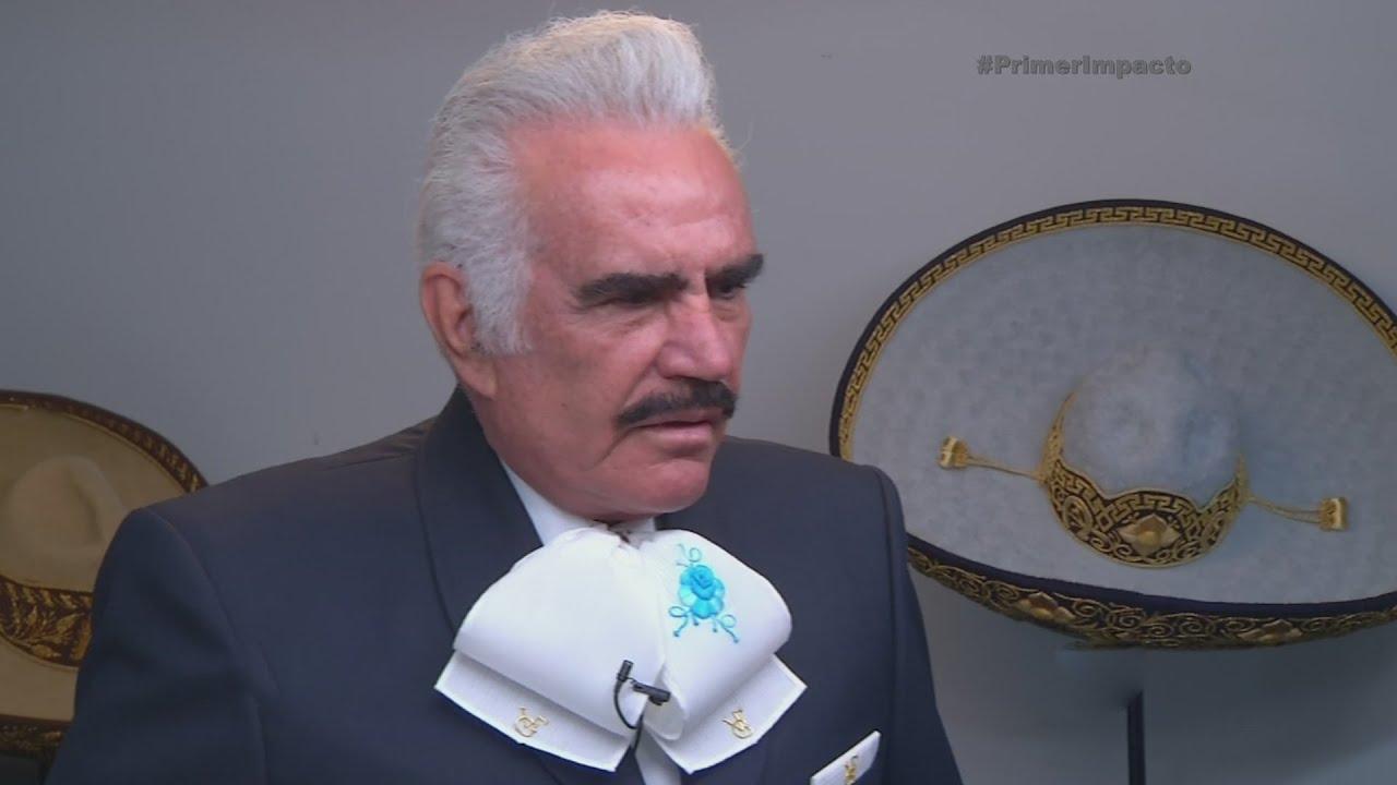 Página Falsa De Primer Impacto Difunde Rumor De Vicente Fernández