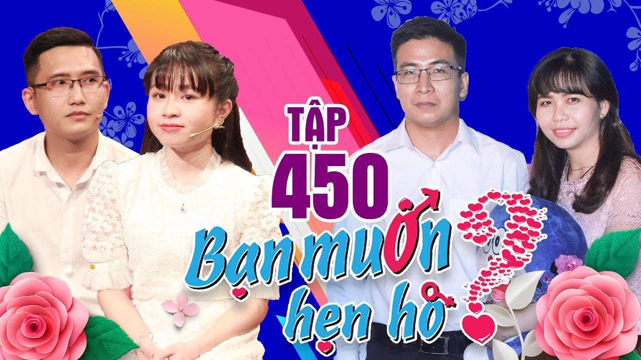 BẠN MUỐN HẸN HÒ #450 UNCUT | Chàng trai lập tức bấm nút để kí tên vào đơn thuốc tình yêu của bạn gái | Mạnh Tú - Như Trinh | Việt Thu - Kim Xuân | 060119