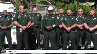 Florida sheriff: I'll deputize gun owners if violent protests erupt