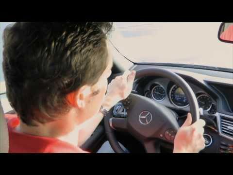 Mercedes E350 CGI im Test