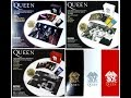 Queen 40th Anniversary Box Sets
