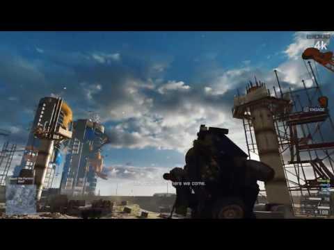 Battlefield 4 | Single Player Walkthrough | 3840x2160 / 2160P / 4K | Part 1 Baku | PC