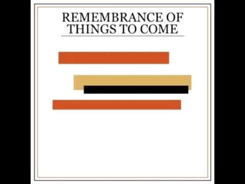 Princeton remembrance of things to come